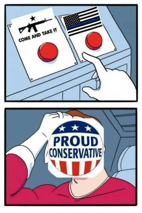 Proud Face Meme - and take it come proud conservative meme on me me