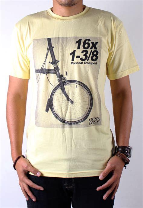 T Shirt Kaos Brompton Cotton Combed 20s 30s Unisex urbn pt 16x1 3 8 t shirt