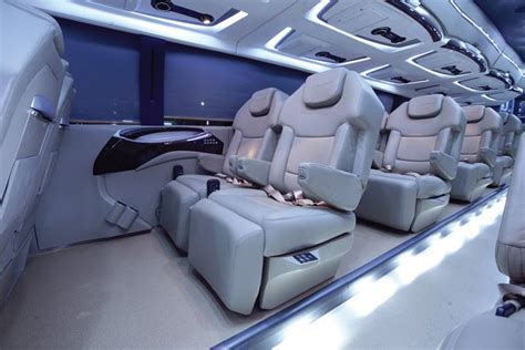 New Smart Home Technology luxuria business class travel on wheels