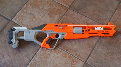NERF AccuStrike AlphaHawk Review   Trusted Reviews