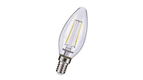 Lu Led Hias In Lite Candle Jantung 4w Cool E27 220v sylvania recreates incandescent in led magazine luxreview americas home page