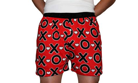 mens valentines day boxers valentines boxers s day boxer shorts for