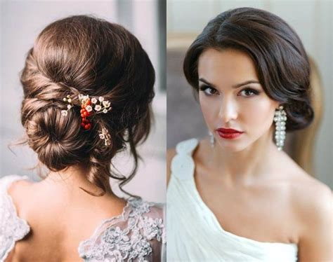 Bridal Bun Hairstyles Dailymotion by 1000 Ideas About Low Rolled Updo On Date