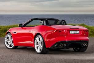 Jaguar F Type Convertable 2013 Jaguar F Type V6 Convertible Goauto Overview