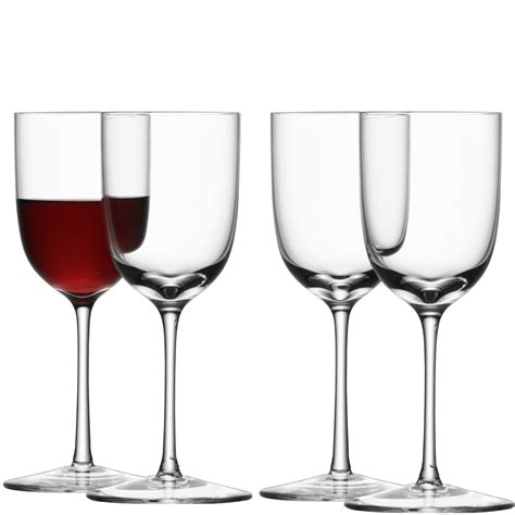 Bar Glasses The Port Glass By Lsa