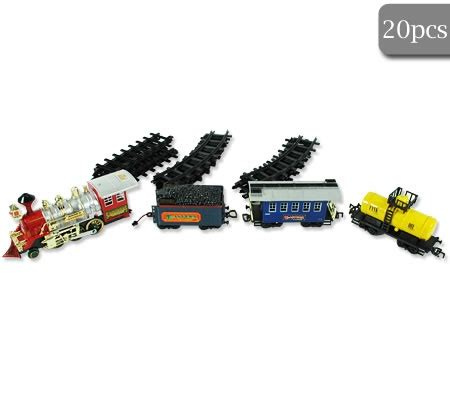 set with smoke eastern express electric set with puffing
