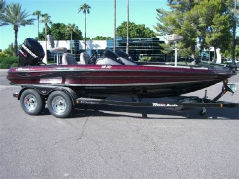 triton bass boat quality 2010 triton bass boat boats yachts for sale