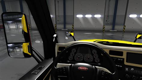 Peterbilt 379 Interior Peterbilt 579 Interior Mod American Truck Simulator Mod