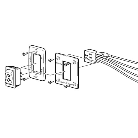 carefree awning instructions carefree awning toggle switch wiring diagram toggle switch relay toggle switch tutorial