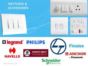 Most Luxurious Home Interiors best brands of modular switches in india