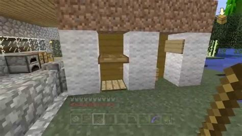 minecraft ps xbox  secret painting door upgrade youtube
