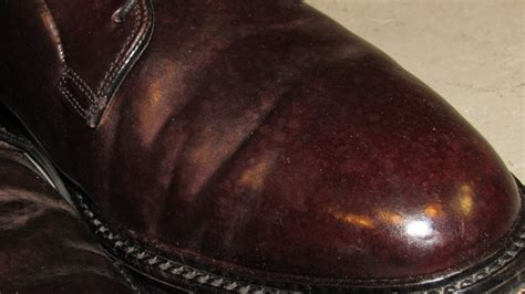 how to remove water stains from leather dress shoes
