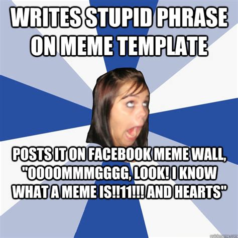 Girls On Facebook Meme - meme stupid facebook girl image memes at relatably com