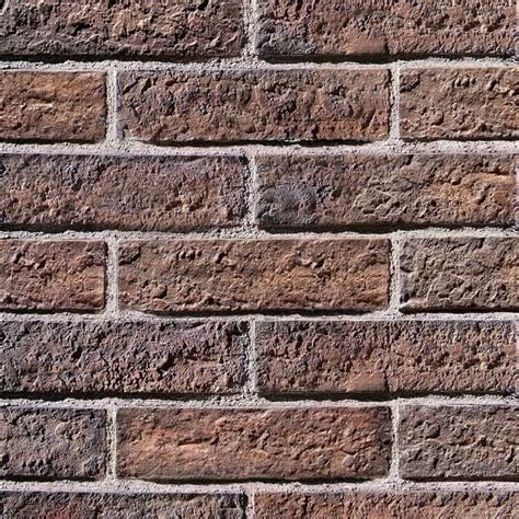 coronado new england thin brick color dakota brown thin brick traditional bricks and