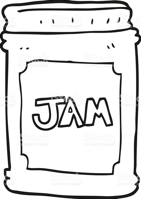 black and white clipart jam clipart black and white clip net