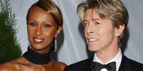 and bowie david bowie dead iman pays tribute to husband in