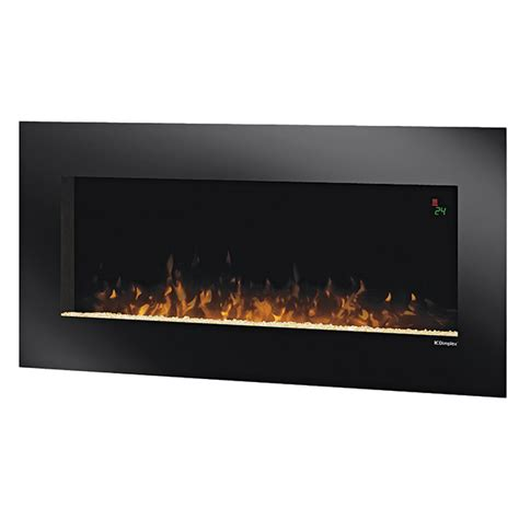 quot quot wall mount electric fireplace rona