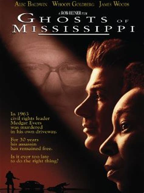 film ghost of mississippi ghosts of mississippi 1996 rob reiner synopsis