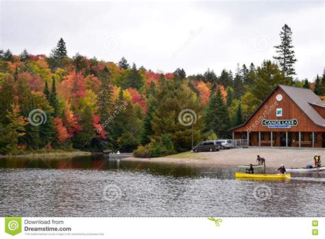boat launch lake ontario boat launch on canoe lake in algonquin park ontario
