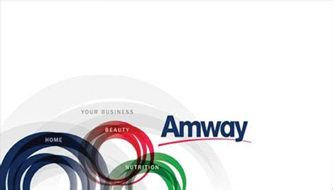amway business card template amway business cards a guide to being a successful amway