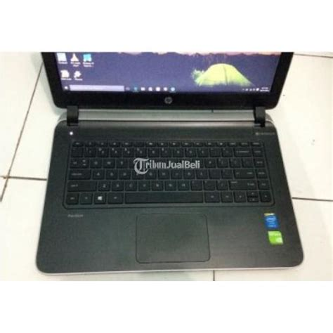 Laptop Ram 4gb Murah laptop gaming hp pavillion 14 15 hashwell ram 4gb