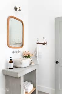 concrete bathroom vanity diy concrete vanity bullard