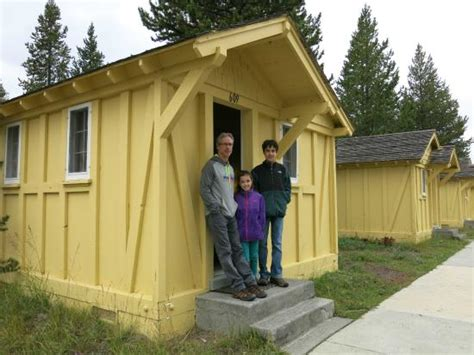Lake Yellowstone Cabins Review by Interior Of Cabin Picture Of Lake Yellowstone Hotel And