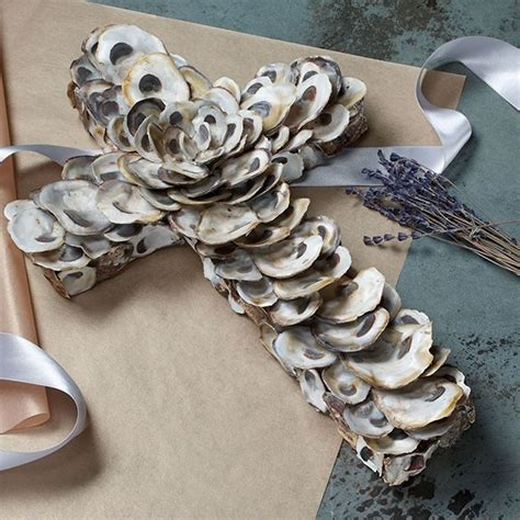 oyster shell craft projects oyster crafts
