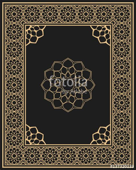 design cover quran quot quran template cover black and gold design for koran