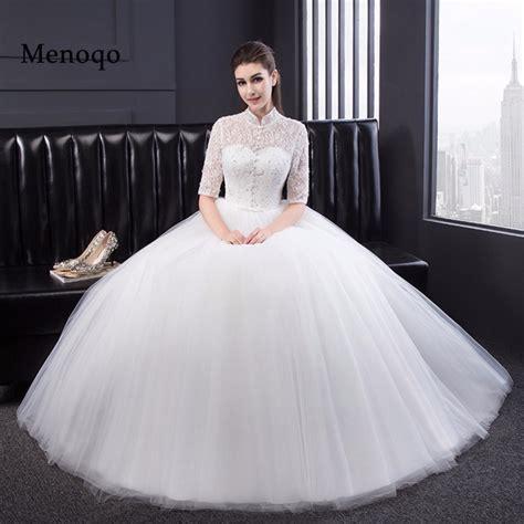 Cheap Bridal Gowns by Get Cheap Modest Wedding Gown Aliexpress