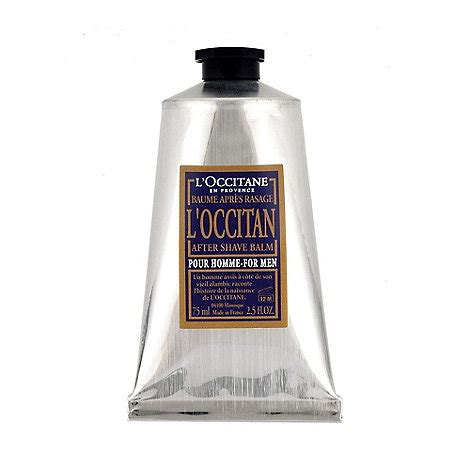 Loccitane Strength Shoo 75ml l occitane en provence l occitane after shave balm 75ml