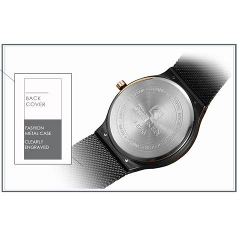 Curren Jam Tangan curren jam tangan analog pria mk55 black