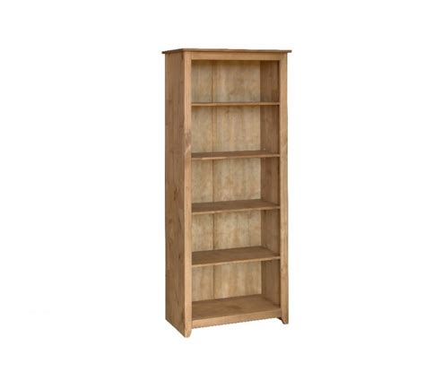 mexican pine bookcase by products