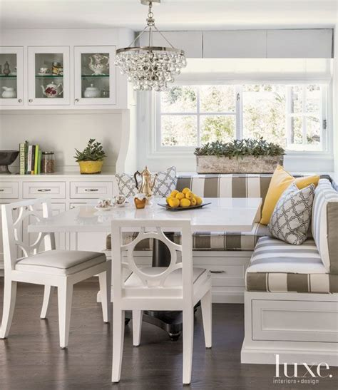 Kitchen Nook Design by 40 Cute And Cozy Breakfast Nook D 233 Cor Ideas Digsdigs