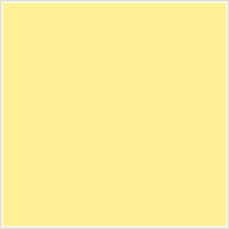 what color is fff fff196 hex color rgb 255 241 150 khaki picasso