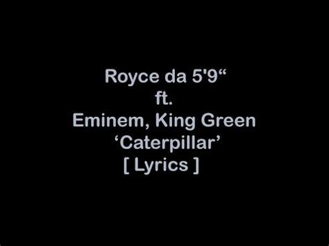 bad meets evil vegas ft eminem royce da 5 9 royce da 5 9 caterpillar ft eminem king green doovi