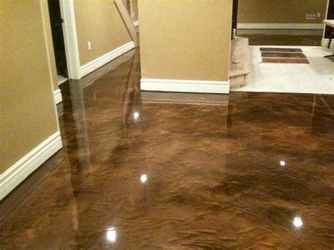 basement flooring paint slab fx harmon epoxy