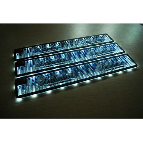 Personalized Rubber Bar Mats by Custom Waterproof Pvc Rubber Led Bar Mat