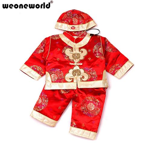online buy wholesale traditional chinese new year clothing