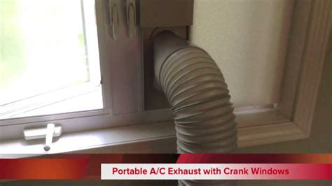 portable air conditioner awning window portable air conditioner with crank casement windows