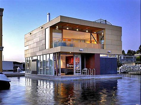 floating homes for 9 outrageous floating homes for seattle boating