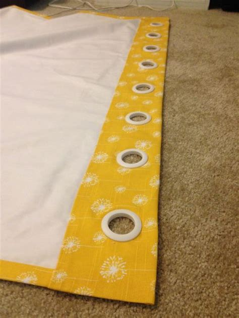 iron on tape for curtains 1000 ideas about grommet curtains on pinterest curtains