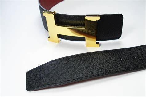 Hermes Reversable Belt With Hpalladium Buckle Gold Mirror Quality herm 232 s 42 mm reversible leather belt 100 cm and gold plated h buckle brand new at 1stdibs