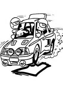 Dessin 192 Imprimer Prefix De Voiture De Rallye Subaru