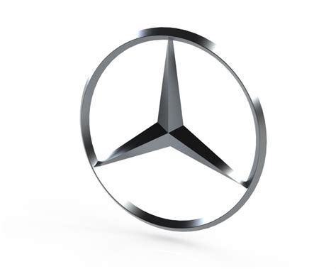 logo mercedes benz 3d mercedes benz logo symbol design vectors free download