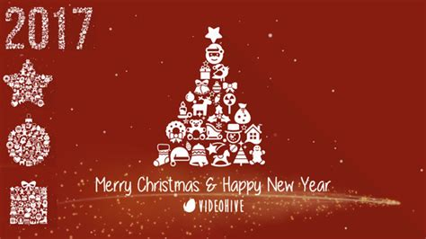 Christmas Collages By Onbothsides Videohive Collage After Effects Template Free