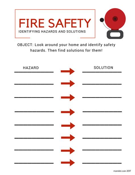 home fire safety plan make safe happen in your home fire safety plans