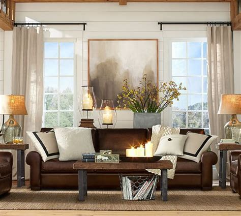 brown sofas in living rooms 25 best ideas about brown couch decor on pinterest