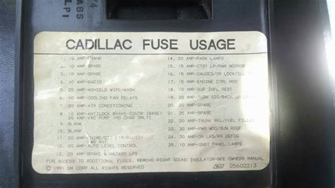 service repair manual free download 1992 cadillac brougham windshield wipe control 1992 cadillac deville fuse diagram 1992 auto engine and parts diagram
