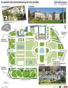 infographie s 233 natoriales 2014 le palais du luxembourg et